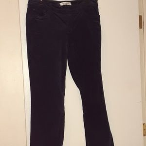 Ladies Croft and Barrow corduroy pants